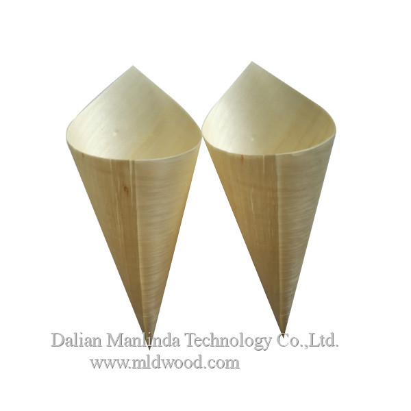Wooden cone